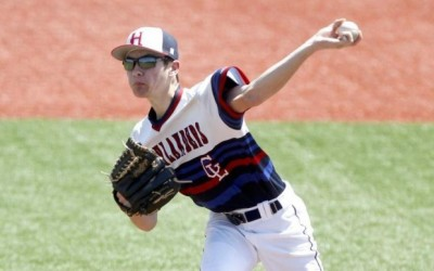 Frohman Named Baseball Player Of The Year