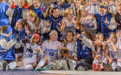 Christina Rodgers gives Scotch Plains-Fanwood girls soccer 7th straight Union County title w/ OT score