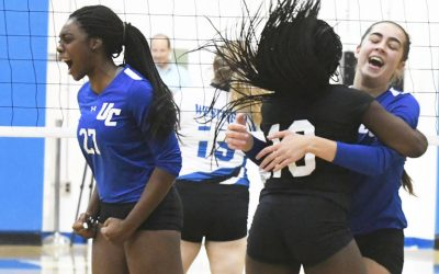 Union Catholic girls volleyball repeats as Union County Tournament champions following win over Westfield
