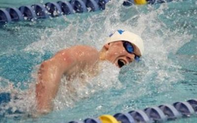 Westfield's boys swimming team sets big goals for season