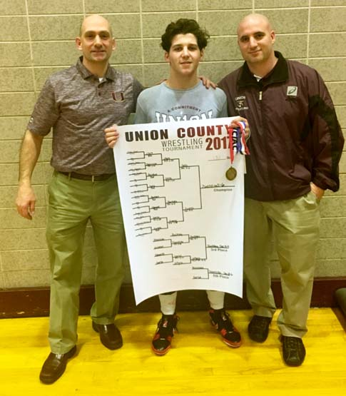DiGiovanni Now 4-Time Champ As Cranford Wins Another UCT