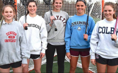 Five Summit Girls Lacrosse Seniors Set Next Level Destinations of Their Academic, Athletic Careers