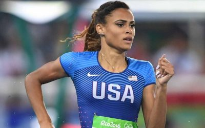 UC'S Sydney McLaughlin Smashes 4TH National HS Record