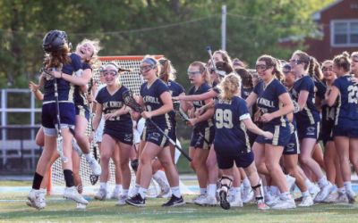 Girls Lacrosse: No. 4 Oak Knoll breaks county curse, wins UCT title behind Kelly's OT goal