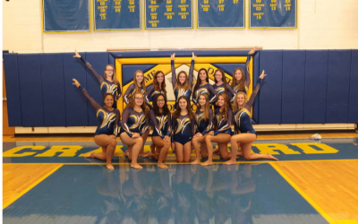 Gymnastics: Cranford Heads into Union County Tournament Undefeated