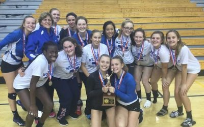 Girls Volleyball: Borr finally gets redemption, leads Westfield to first UCT title since 2014