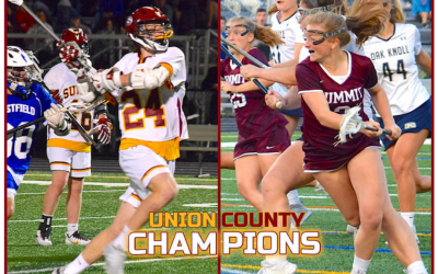 Seeing Double: Summit H.S. Girls, Boys Lacrosse Teams Both Capture Union County Titles
